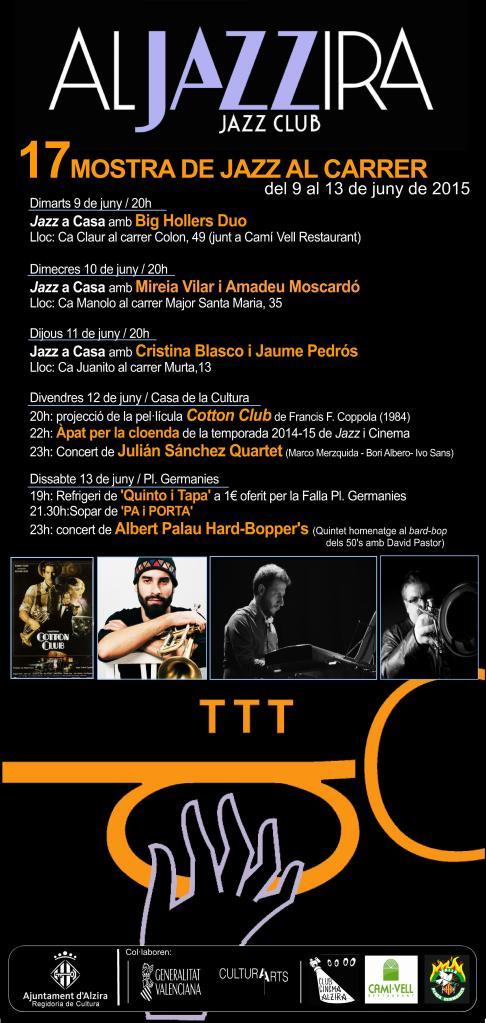 17 mostra de jazz 2015